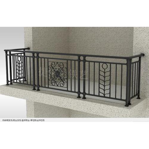 西安楼梯栏杆铁艺栏杆厂家哪里有