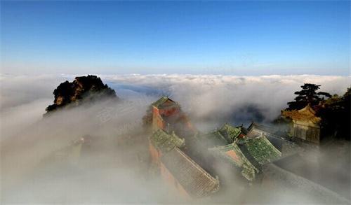 到武当山旅游的路线,武当山住宿环境怎么样