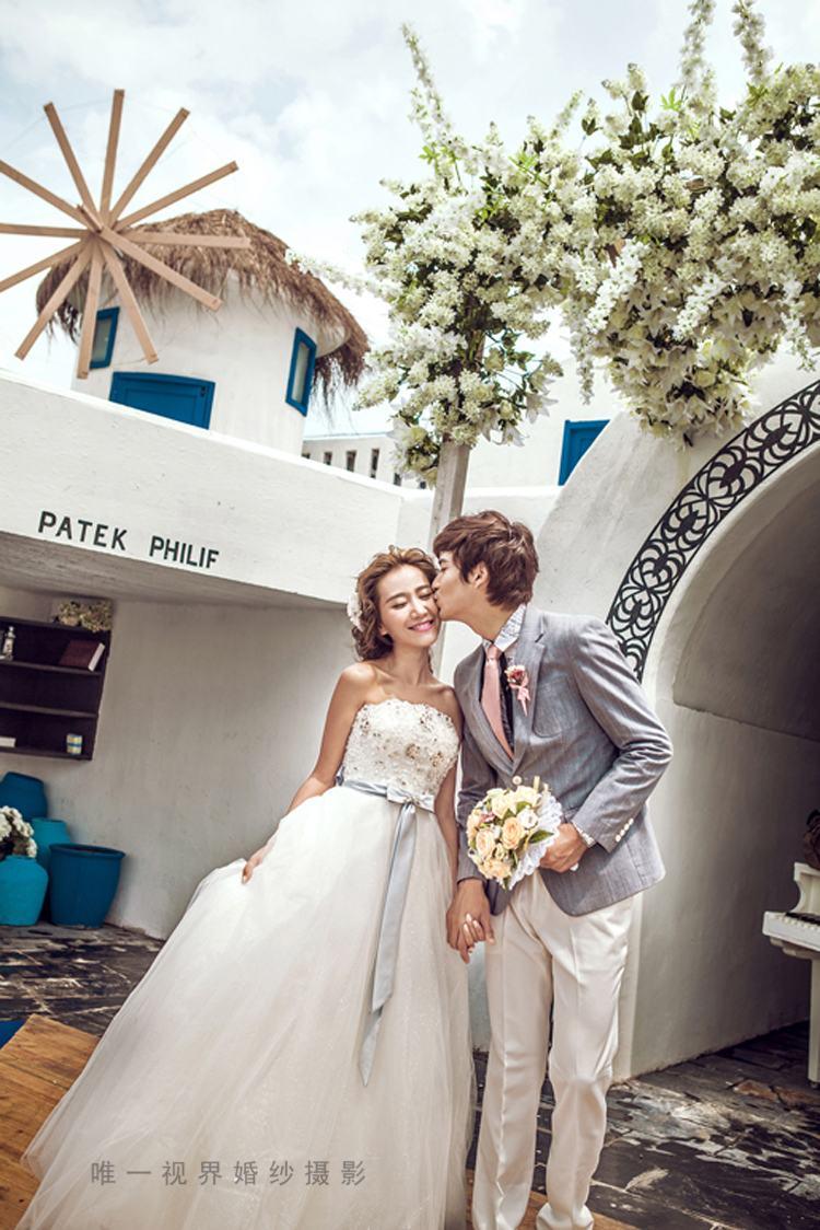 南京欧式婚纱摄影的特点
