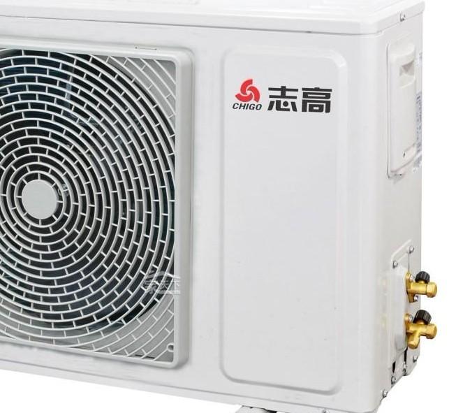 格力空调排水口图解