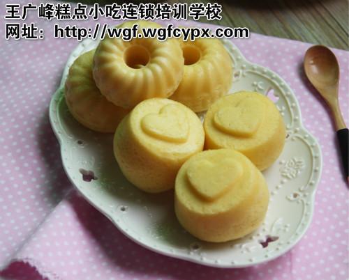安阳蒸蛋糕怎么制作,安阳学蒸蛋糕的制作方法