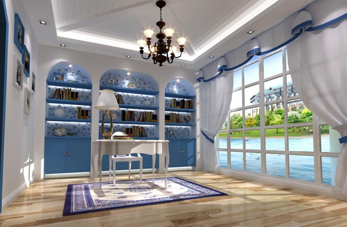 上海房屋装修风格之地中海风格