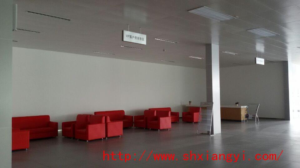 上海东风尼桑汽车4s店装修基本方法 上海东风尼桑汽车4s店装修效果图高清图片