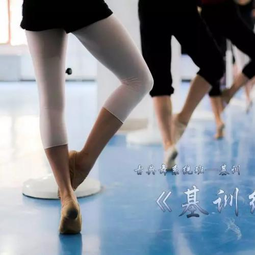 逍遥舞境古典舞系统班基训课-扎扎实实学习基本功