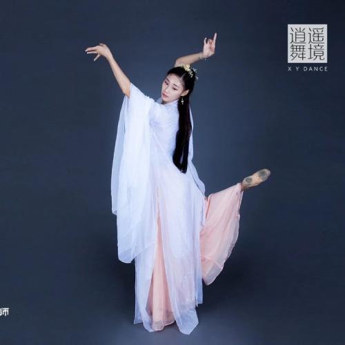 逍遥舞境古典舞课程周四系统班-双面燕洵-招生中