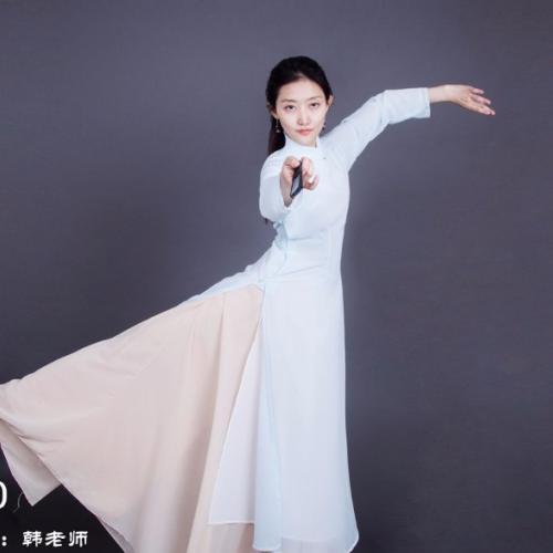 逍遥舞境古典舞暑假水袖特色周-掌握水袖技术技巧