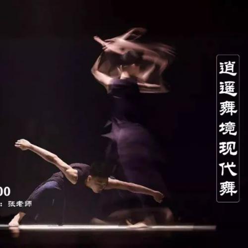 逍遥舞境周日兴趣班现代舞-闲置-青年舞蹈家授课