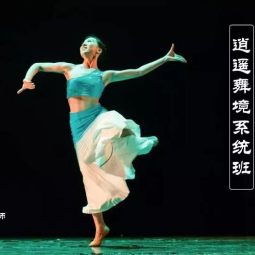 逍遥舞境民族舞桃李杯作品藏族舞蹈-牧羊姑娘-招生