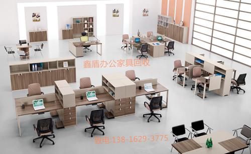 1.4办公桌组装步骤图