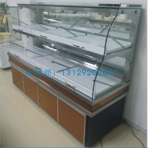 珠海优质面包展示柜服装展示柜定制首选施维洛