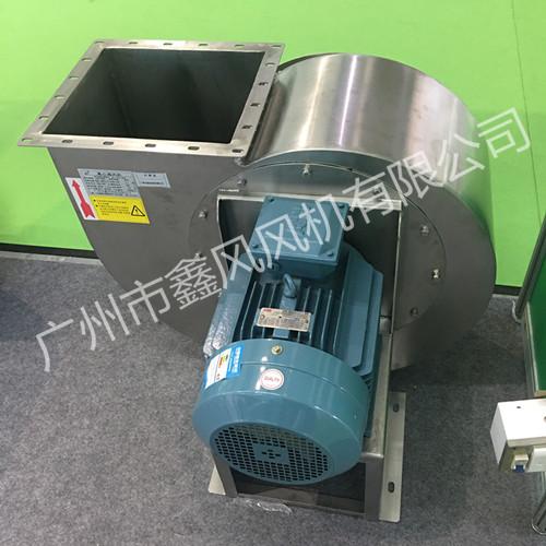 鑫风DZ不锈钢离心风机主要适用于各类机械设备送风