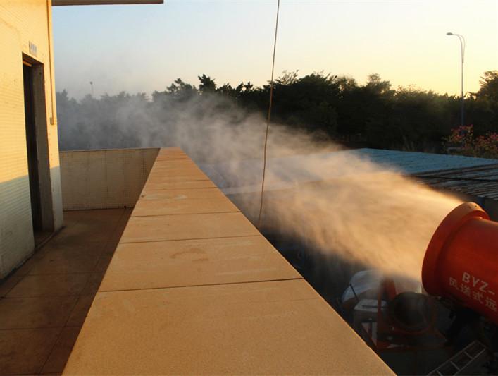 风送式远程喷雾机