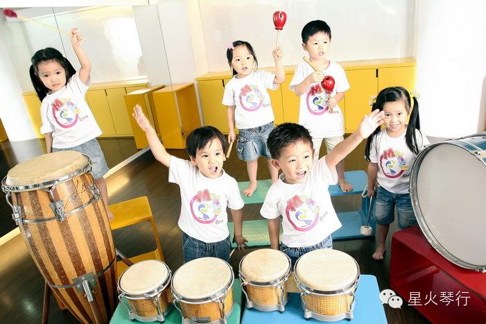 儿童音乐启蒙课是一种以多元化教育