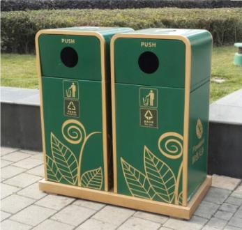 成都市新美新专业塑料垃圾桶