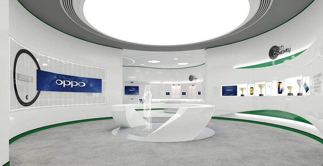深圳展览设计|采用优质材料设计【新印象】新印象博览集团由香港新印