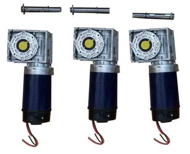 三相电机拆卸步骤图解
