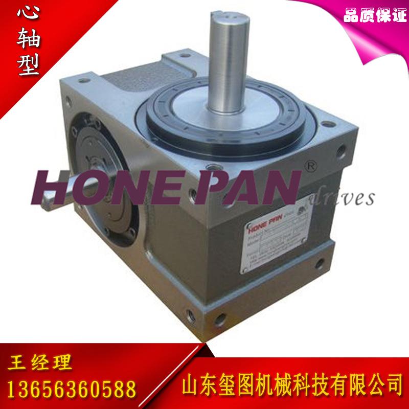 山东玺图机械品牌凸轮分割器厂家对于法兰型凸轮分割器在内部原理结构