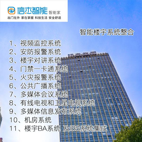 防城港智能楼宇安装-楼宇BA系统-智能楼宇设计