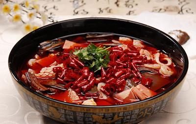 重庆麻辣火锅汤底做法/重庆火锅技术哪里培训