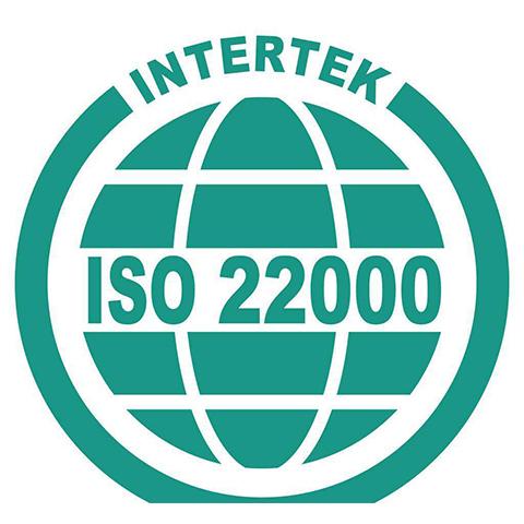 ISO22000食品安全管理体系(简称F)
