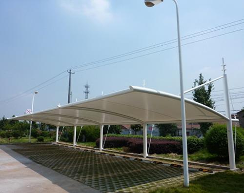 上海膜结构停车棚公司最具实力和信誉度的商家之一