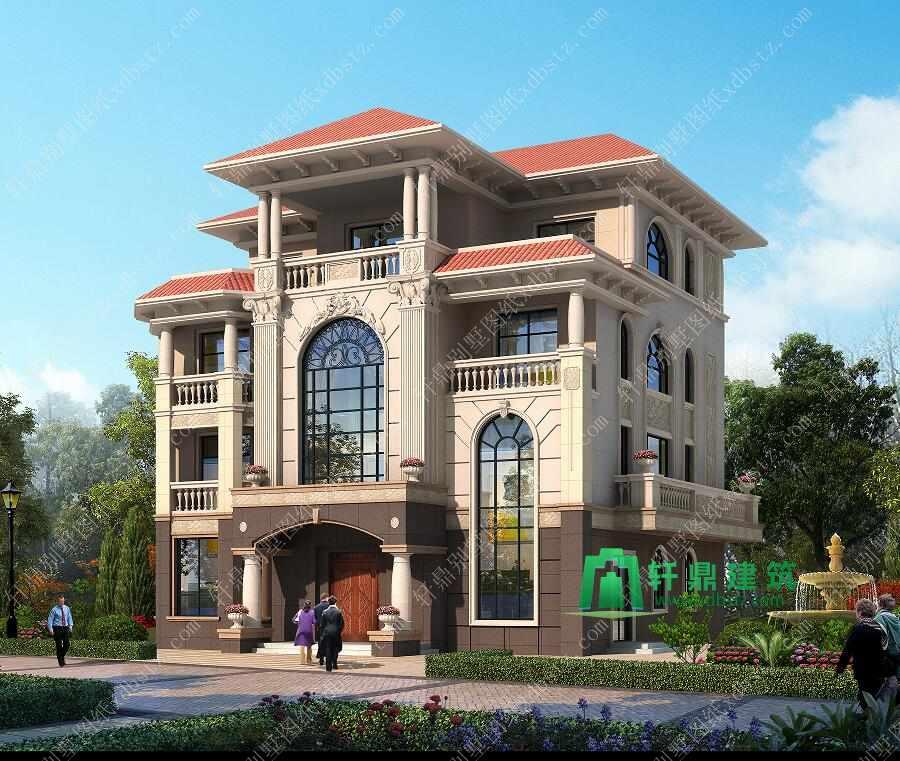 浙江专业的三层别墅设计图怎么看