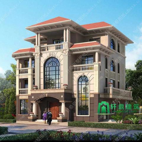 广东惠州市欧式一层别墅设计图哪里卖 只为更高品质期待您的了解