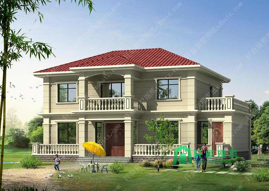 浙江专业的欧式二层别墅设计图要多少钱