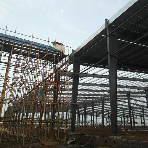 两江新区专业钢结构代加工方案