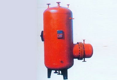 立式锅炉燃气内部结构