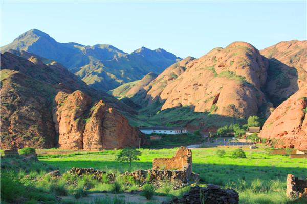 人文山水景观横图_中国十大自然人文景观排行榜