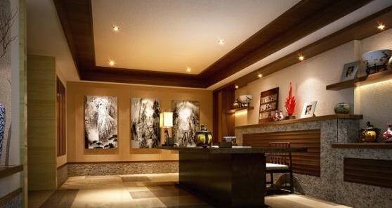 南京画室装修效果图有哪些 星悦城装饰设计更好