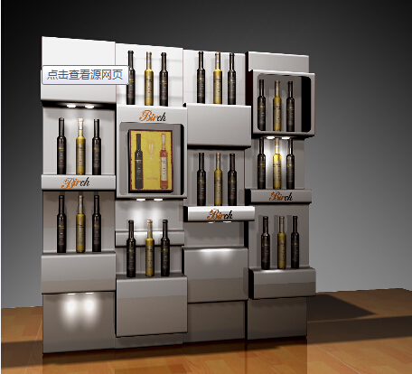 南京产品展示柜如何设计