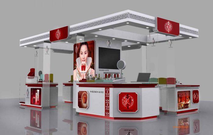 化妆品柜台设计公司