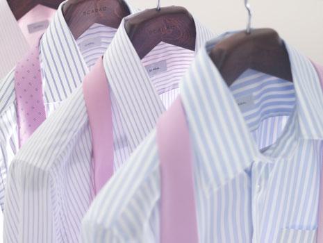 衬衫颜色的搭配以及怎样穿着