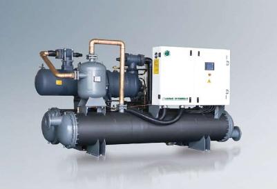 > - 正文  烟台天亿空调设备安装有限公司 水冷螺杆满液式冷水机组图片