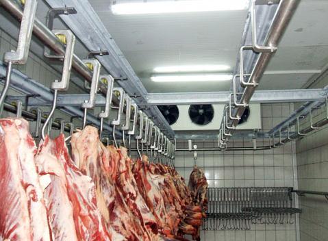上海肉类冷库安装设计公司/浦东新区中小型冷鲜肉