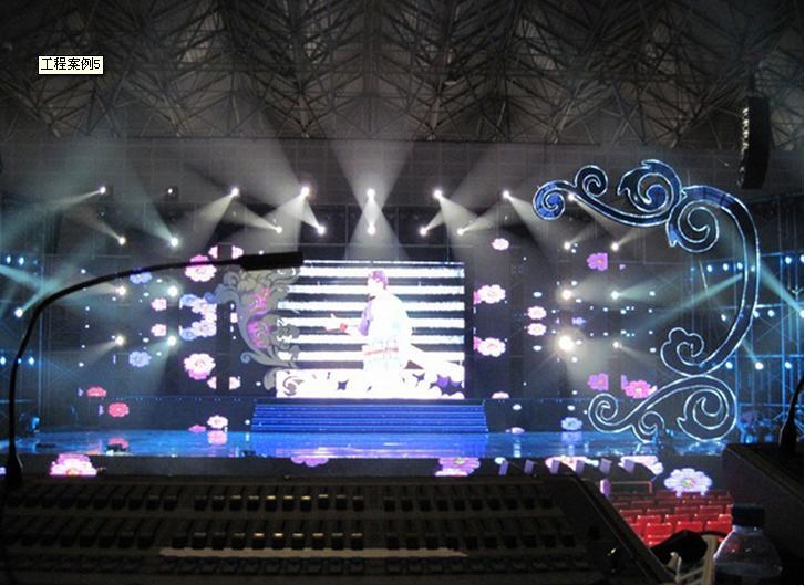 南京小型演唱会音响图片