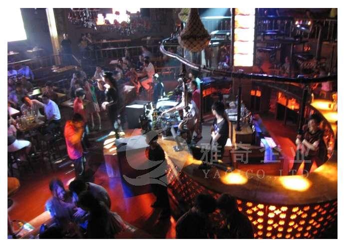 毫州soho苏荷酒吧是南京哪家音响公司做的?