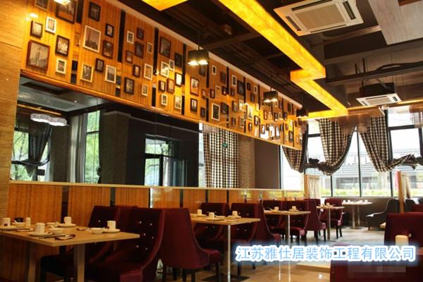 南京港式茶餐厅装修设计公司 设计创意更有香港特色