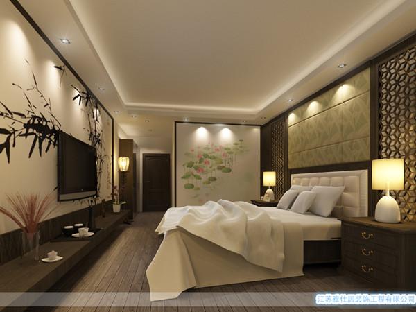南京中式酒店装修设计公司倡导环保理念