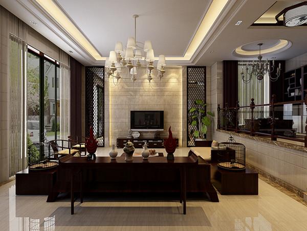 萧县现代_中式大全风格装修设计别墅实景案例南京别墅区图片