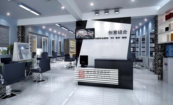 南京美容美发店装修公司
