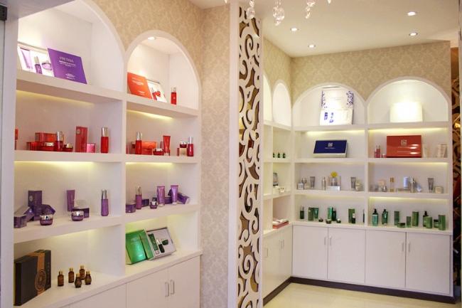 南京主题美容院装修设计