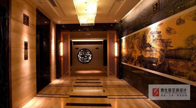 南京中式酒店装修设计公司
