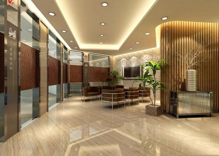中医医 院空间设计