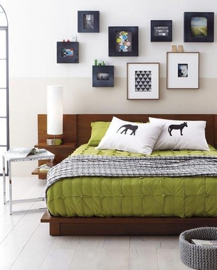 二十平米也精彩 小卧室装修设计图片