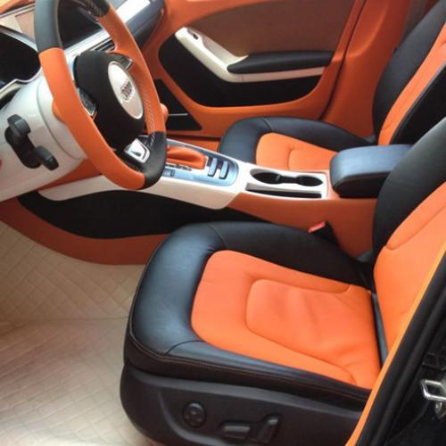 专业汽车膜改色、包座椅,就找艺车联盟。