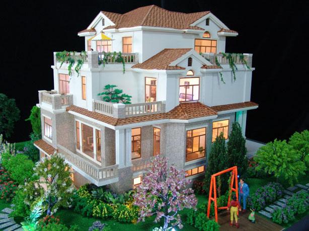 房屋模型图