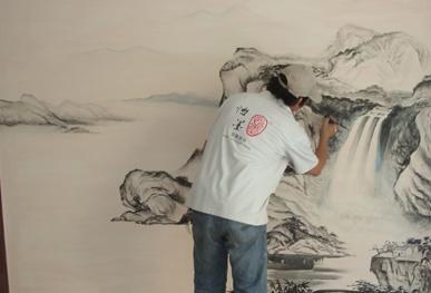 儿童房手绘墙装饰如何潜移默化 怡墨墙绘(佛山)有限公司
